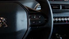 Peugeot 3008: dal volante si può cambiare l'interfaccia del monitor tft