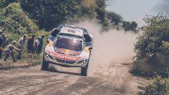 Peugeot 3008 DKR e Peugeot Sport