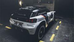 Peugeot 3008 DKR, la livrea del Team Total