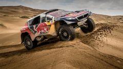 Peugeot 3008 DKR, la prossima battaglia è il Silk Way Rally 2017