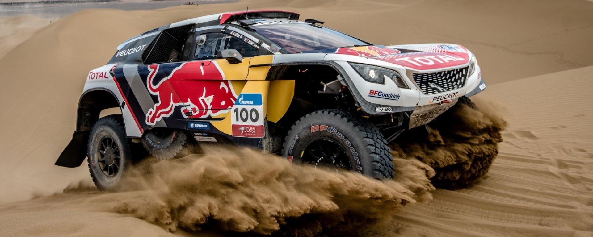 Peugeot 3008 DKR Maxi - Silk Way Rally 2017, Giorno 9