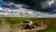 Peugeot 3008 DKR Maxi - Silk Way Rally 2017