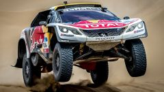 Peugeot 3008 DKR Maxi - Silk Way Rally 2017