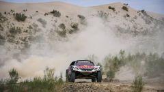 Le dichiarazioni del piloti Peugeot 3008 DKR prima del giorno di riposo, Silk Way Rally 2017