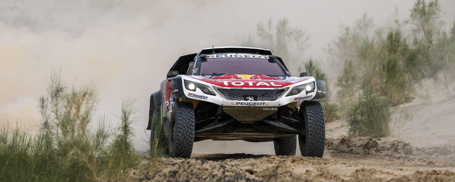 Peugeot 3008 DKR - Peugeot Sport Total