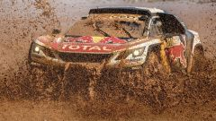 Peugeot 3008 DKR - Rally Marocco 2017