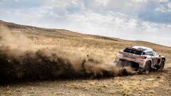 Peugeot 3008 DKR - Silk Way Rally 2017