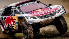 Peugeot 3008 DKR - Silk Way Rally 2017