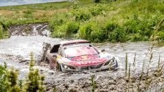 Peugeot 3008 DKR - Tappa 2 Silk Way Rally 2017