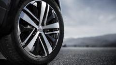 Peugeot 3008 GT Line: i cerchi diamantati bicolore da 18