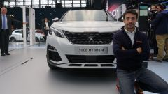 Peugeot 3008 Hybrid4 e 508 SW Hybrid: in video da Parigi 2018 - Immagine: 1