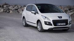 Peugeot 3008 Hybrid4: emissioni a 91 g/km - Immagine: 2