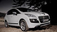 Peugeot 3008 Hybrid4: emissioni a 91 g/km - Immagine: 1