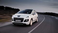 Peugeot 3008 Hybrid4: emissioni a 91 g/km - Immagine: 7