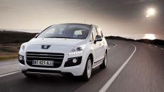Peugeot 3008 Hybrid4: emissioni a 91 g/km - Immagine: 6