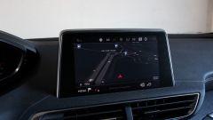 Peugeot 3008: il monitor touch da 8 pollici del sistema di infotainment