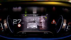 Peugeot 3008, il Night Vision in azione