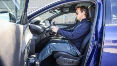 Peugeot 3008: l'i-Cockpit vissuto da tre altezze diverse - Immagine: 5