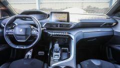 Peugeot 3008: l'i-Cockpit vissuto da tre altezze diverse - Immagine: 3
