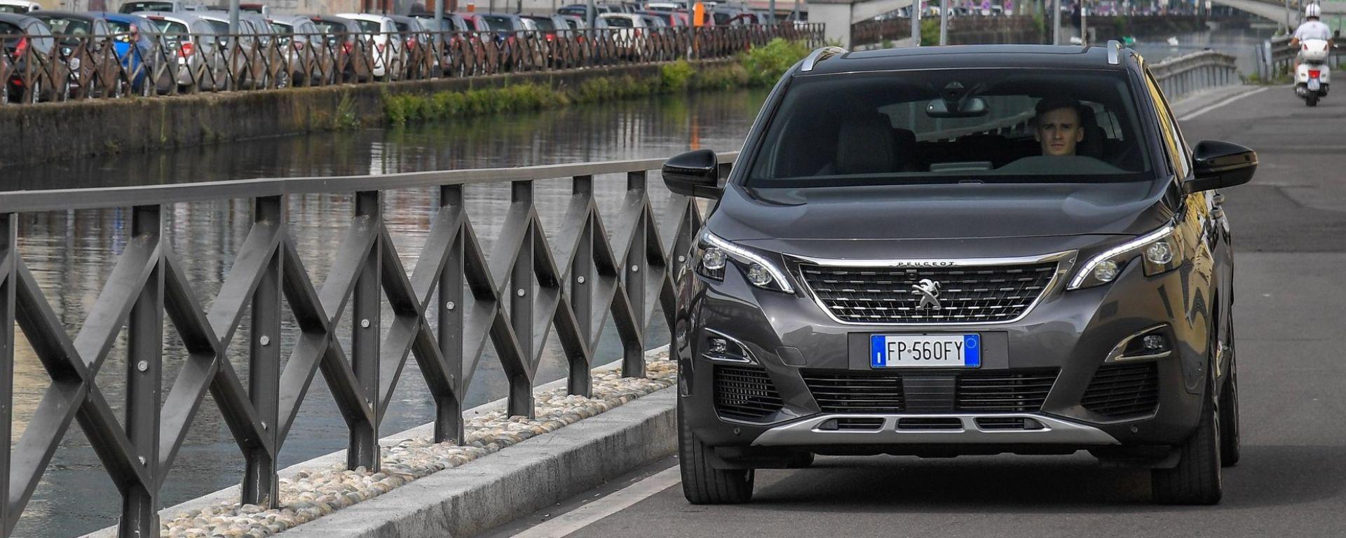 Peugeot 3008: la prova del nuovo cambio automatico a 8 rapporti