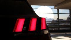 Peugeot 3008: le luci posteriori ricordano il graffio degli artigli di un leone