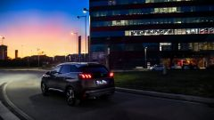 Peugeot 3008, Night Vision funziona solo al buio