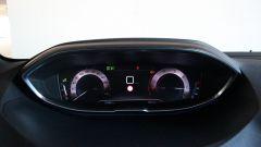 Peugeot 3008: sul monitor si possono visualizzare numerose informazioni