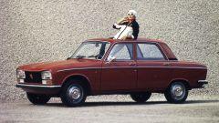 Peugeot 304 berlina: immagine di repertorio