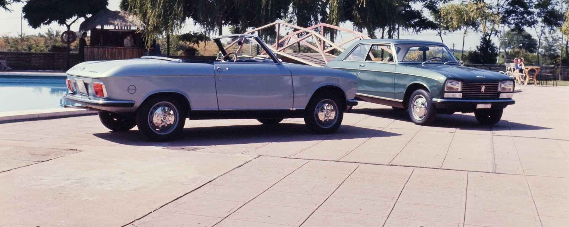 Peugeot 304: coupé e cabriolet