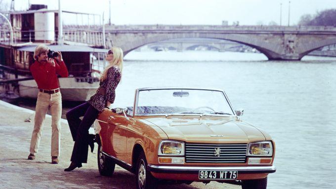 Peugeot 304: foto di repertorio