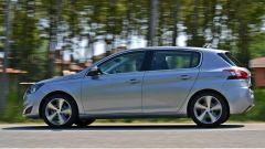 Peugeot 308 1.6 e-HDi  - Immagine: 9