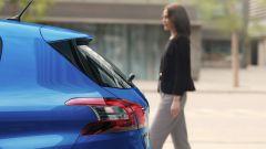 Peugeot 308 2020, dettaglio della versione berlina