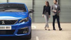 Peugeot 308 2020, il gruppo ottico anteriore