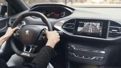 Peugeot 308 2020, la strumentazione digitale i-cockpit