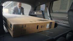 Peugeot 308 2020 SW, la capacità di carico