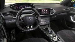 Peugeot 308 2021: i nuovi interni