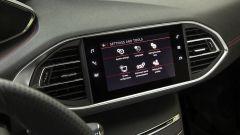 Peugeot 308 2021: il nuovo schermo dell'infotainment