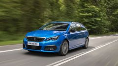 Peugeot 308 2021: la station wagon