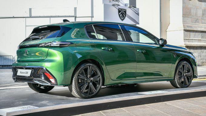 Peugeot 308 a MIMO 2021: la nostra intervista
