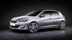 Peugeot 308: cambio automatico EAT8 con PureTech e BlueHDi - Immagine: 1