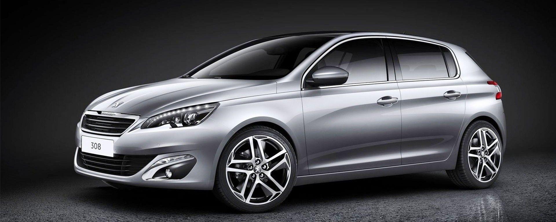 Peugeot 308: cambio automatico EAT8 con PureTech e BlueHDi