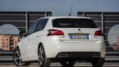 Peugeot 308 GT Line, 130 BlueHDi e cambio automatico 8 rapporti: la prova - Immagine: 11