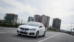 Peugeot 308 GT Line, 130 BlueHDi e cambio automatico 8 rapporti: la prova - Immagine: 23