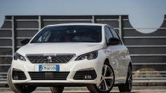 Peugeot 308 GT Line, 130 BlueHDi e cambio automatico 8 rapporti: la prova - Immagine: 24