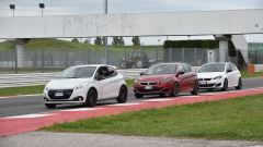 308 GTi by Peugeot Sport: i primi 12 clienti a Misano - Immagine: 4