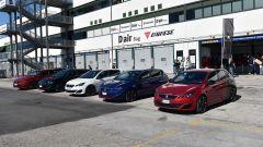 308 GTi by Peugeot Sport: i primi 12 clienti a Misano - Immagine: 6