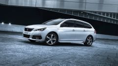 Peugeot 308 in versione station wagon