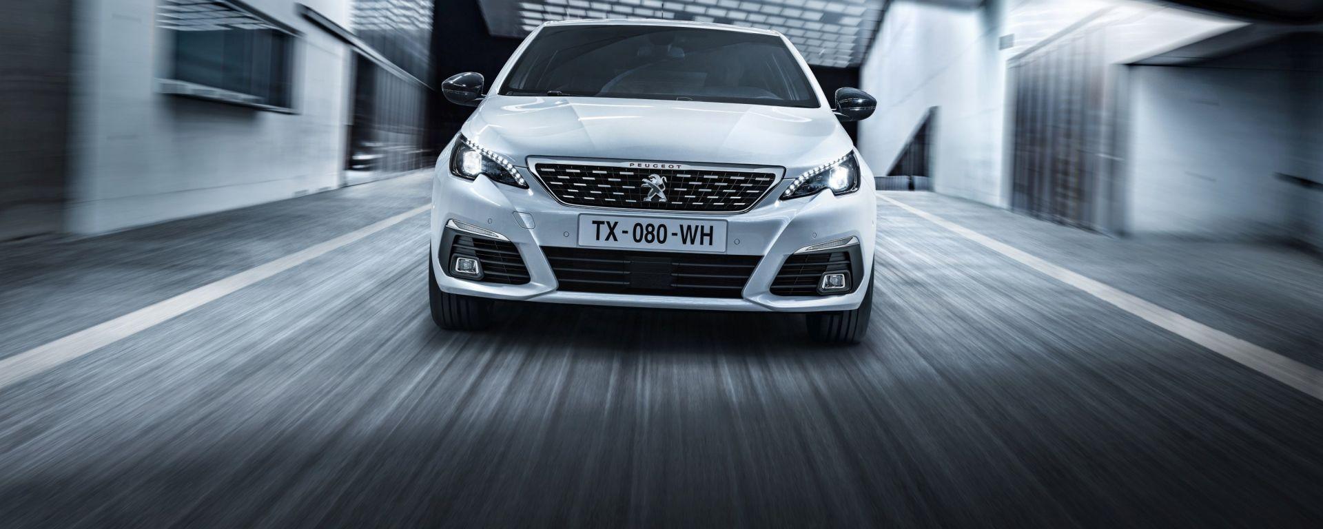 Peugeot 308: la nuova generazione arriva nel 2022