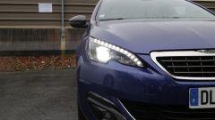 Peugeot 308: la prova qualità - Immagine: 2