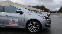 Peugeot 308: la prova qualità - Immagine: 26